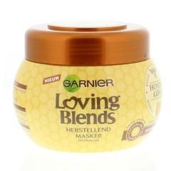 Garnier Loving blends masker honinggoud (300 ml)