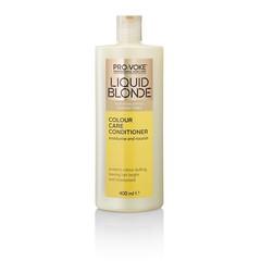 Provoke Conditioner liquid blonde colour care (400 ml)