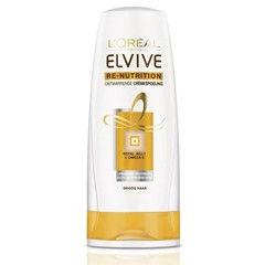 Loreal Elvive cremespoeling re nutrition (200 ml)