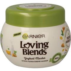 Garnier Loving blends masker amandel agave (300 ml)