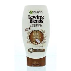 Garnier Loving blends conditioner kokosmelk (250 ml)