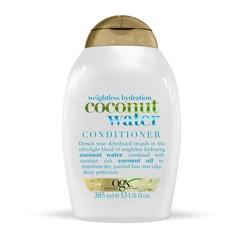OGX Weightless hydration coconut water conditioner (385 ml)