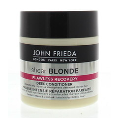 John Frieda Sheer blonde hi-impact restoring deep conditioner (150 ml)