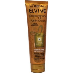 Loreal Elvive extraordinary leave in cream oil (150 ml)