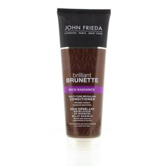 John Frieda Brilliant Brunette conditioner rich radiant (250 ml)