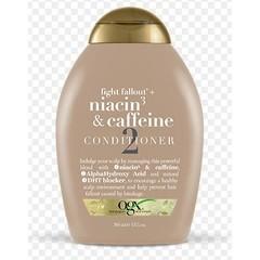 OGX Anti-Hair fallout niacin caffeine conditioner (385 ml)