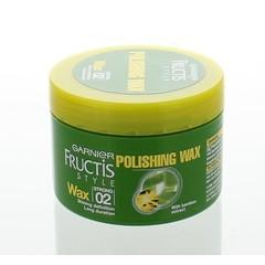 Garnier Fructis style polishing wax (75 ml)