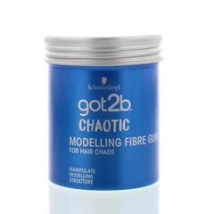 GOT2B Chaotic fibre haar gum (100 ml)