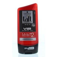Taft V12 Power gel (150 ml)
