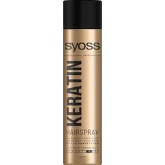 Syoss Keratine haarspray (400 ml)