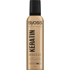Syoss Mousse keratine haarmousse (250 ml)