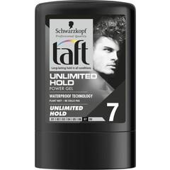 Taft Unlimited hold power gel flacon (300 ml)