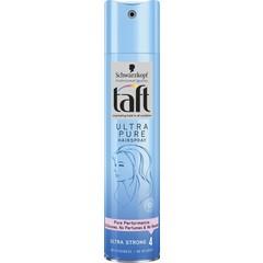 Taft Ultra pure hold haarspray (250 ml)