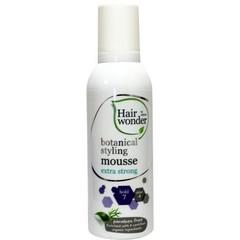 Hairwonder Botanical styling mousse extra strong (200 ml)