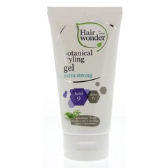 Hairwonder Botanical styling gel extra strong (150 ml)