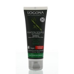 Logona Hair gel style & shine bamboe (50 ml)