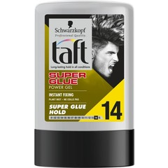 Taft Super glue gel tottle (300 ml)