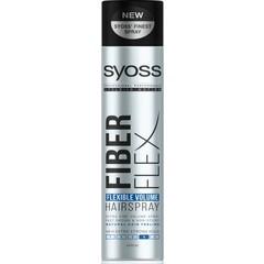 Syoss Fiber Flex flexibel volume 4 extra strong spray (400 ml)