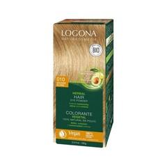 Logona Haarkleuring 010 goudblond (100 gram)