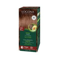 Logona Haarkleuring 060 notenbruin (100 gram)