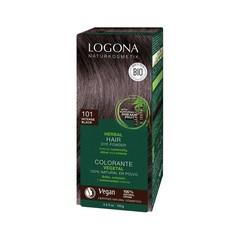 Logona Haarkleuring 101 intens zwart (100 gram)