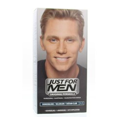 Just For Men Donker blond H25 voorheen blond 2 X 30 ml (1 set)