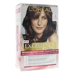 Loreal Excellence 4 Middenbruin (1 set)