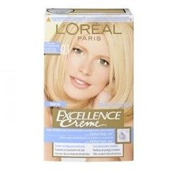 Loreal Excellence blond 01 Natural Blond (1 set)