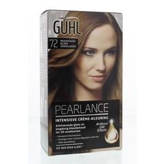 Guhl Pearlance intensieve cremekleur 72 middenblond (1 set)