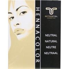 Tol Cosmetik Hennapoeder neutraal (85 gram)