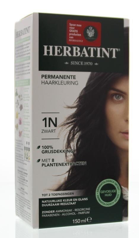 Herbatint Herbatint 1N Black (150 ml)