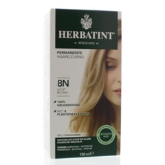 Herbatint 8N Light blonde (150 ml)