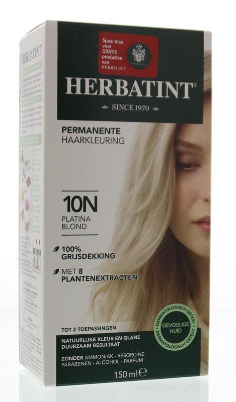 Herbatint Herbatint 10N Platinum blond (150 ml)