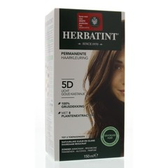 Herbatint 5D Light gold chestnut (150 ml)