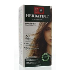 Herbatint 6D Dark gold blonde (150 ml)