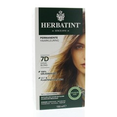 Herbatint 7D Golden blonde (150 ml)
