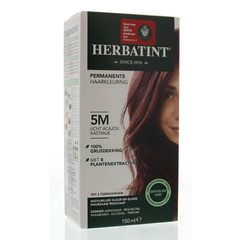Herbatint 5M Light mahogany chestnut (150 ml)