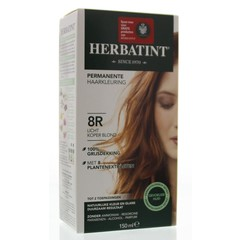 Herbatint 8R Light copper blonde (150 ml)