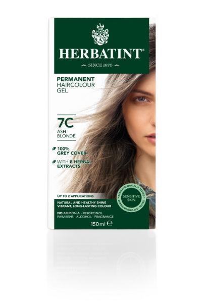 Herbatint Herbatint 7C Ash blonde (150 ml)