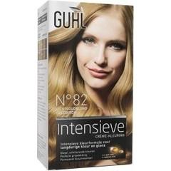 Guhl Intensieve cremekleur 82 licht goud blond (1 set)