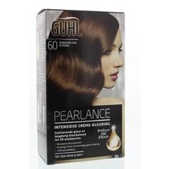 Guhl Pearlance intensieve cremekleur 60 donkerblond (1 set)