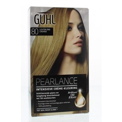 Guhl Pearlance intensieve cremekleur 80 licht blond (1 set)
