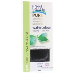 Henna Cure & Care Watercolour zwart (5 gram)