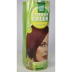 Henna Plus Colour cream 5.6 warm red (60 ml)