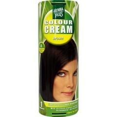 Henna Plus Colour cream 4 brown (60 ml)