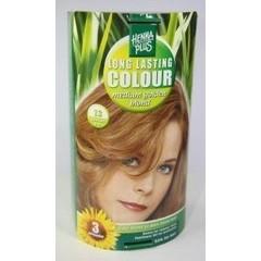 Henna Plus Long lasting colour 7.3 medium golden blond (100 ml)
