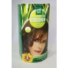 Henna Plus Long lasting colour 6 dark blond (100 ml)