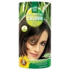 Henna Plus Long lasting colour 5 light brown (100 ml)