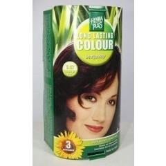 Henna Plus Long lasting colour 3.67 burgundy (100 ml)