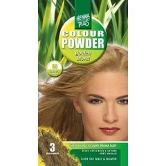 Henna Plus Colour powder 50 golden blond (100 gram)
